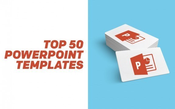 Template Tuesday: Top 50 PowerPoint Templates - eLearning Brothers thumbnail