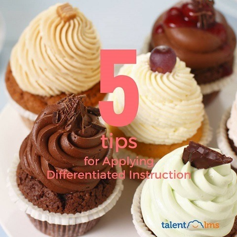5 Tips for Applying Differentiated Instruction in eLearning thumbnail