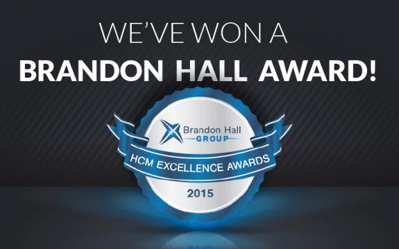 Custom eLearning Development Win: A Brandon Hall HCM Excellence Award! thumbnail