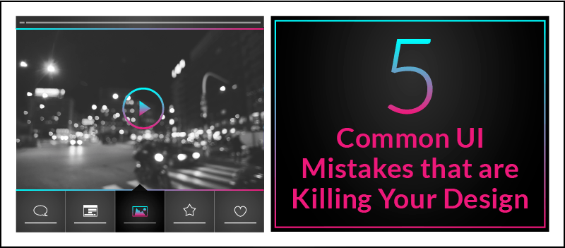5 Common UI Mistakes That Are Killing Your Design - eLearning Brothers thumbnail