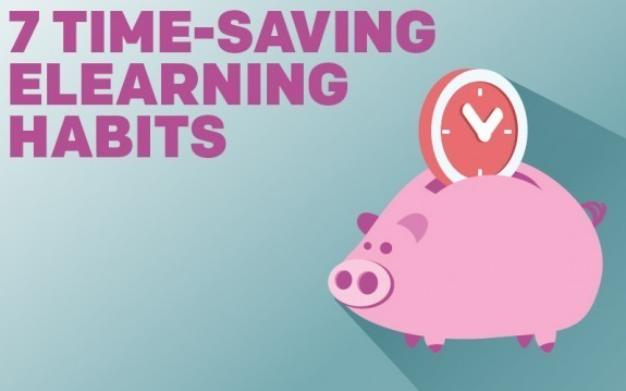 7 Time-Saving eLearning Habits - eLearning Brothers thumbnail