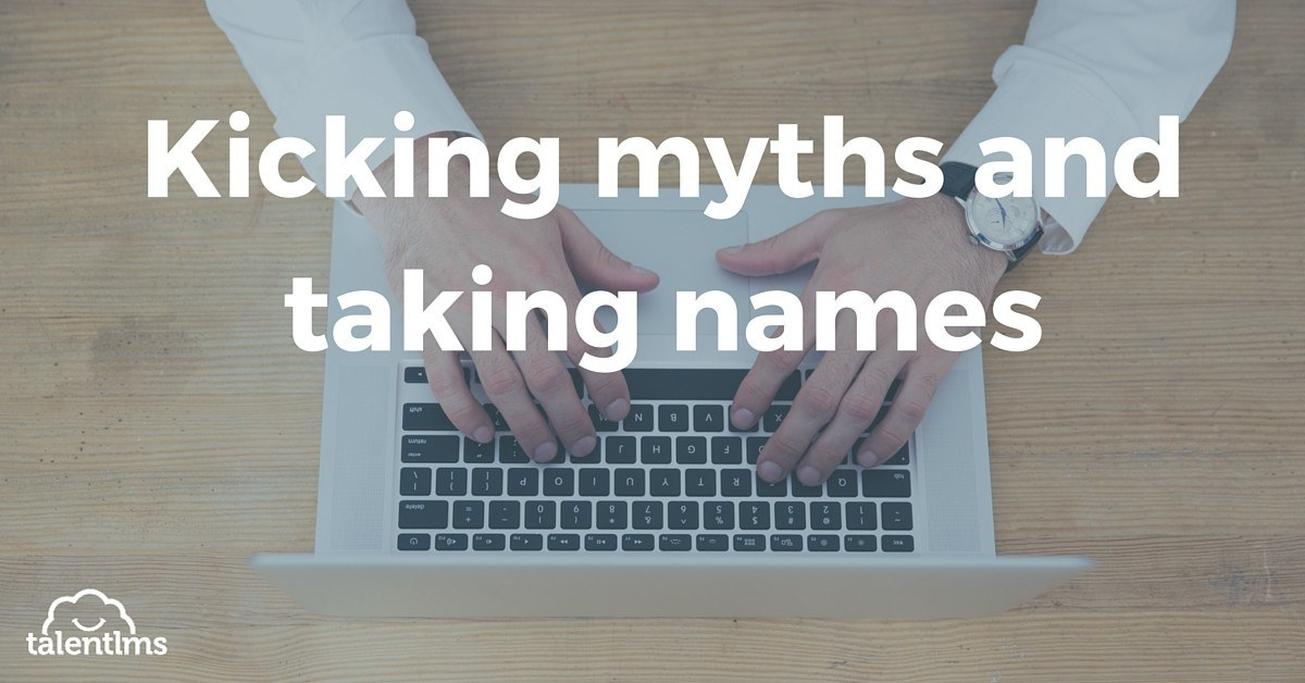 8 web design myths that eLearning portal managers fall for (part 2) - TalentLMS Blog thumbnail