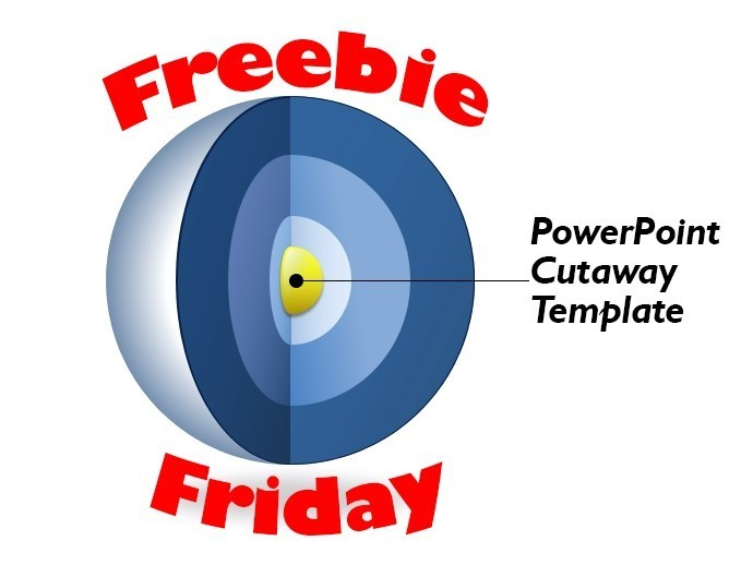 Freebie Friday: PowerPoint Cutaway Template » eLearning Brothers thumbnail