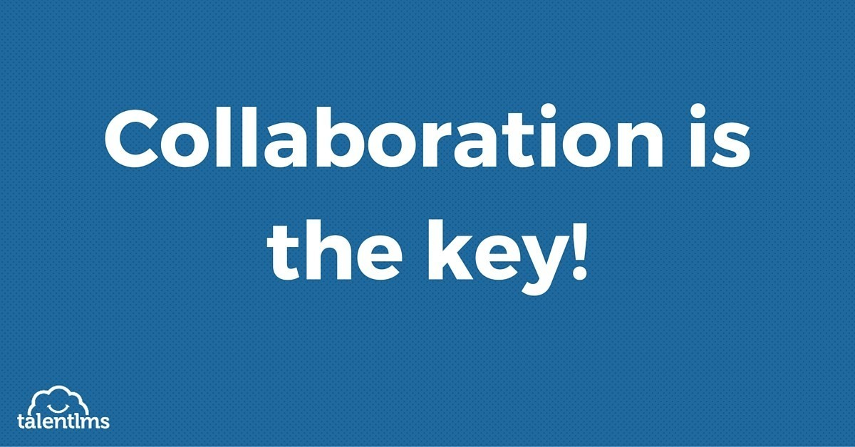 Online Collaboration for Your Teams - TalentLMS Blog thumbnail