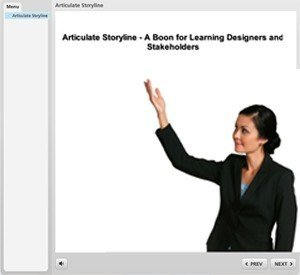 Articulate Storyline - A Boon for Learning Designers and Stakeholders thumbnail