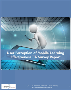 User Perception of Mobile Learning Effectiveness - A Survey Report thumbnail