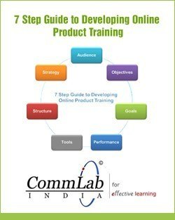 7 Step Guide to Developing Online Product Training - Download eBook thumbnail