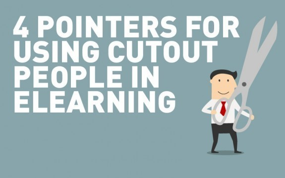 4 Pointers for Using Cutout People Characters » eLearning Brothers thumbnail
