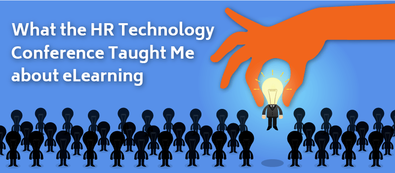 What the HR Technology Conference Taught Me about eLearning » eLearning Brothers thumbnail