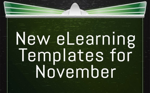 New eLearning Templates for November » eLearning Brothers thumbnail