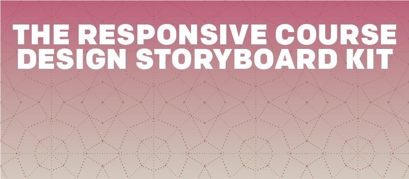 The Responsive Course Design Storyboard Kit » eLearning Brothers thumbnail