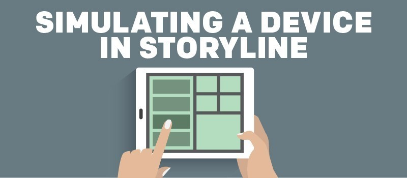 Simulating a Device in Storyline » eLearning Brothers thumbnail