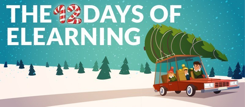 The 12 Days of eLearning » eLearning Brothers thumbnail