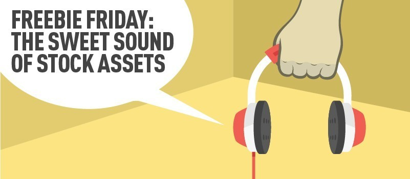 Freebie Friday: The Sweet Sound of Free Stock Assets » eLearning Brothers thumbnail