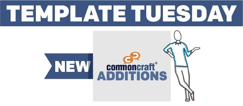 Template Tuesday: New Common Craft Additions » eLearning Brothers thumbnail