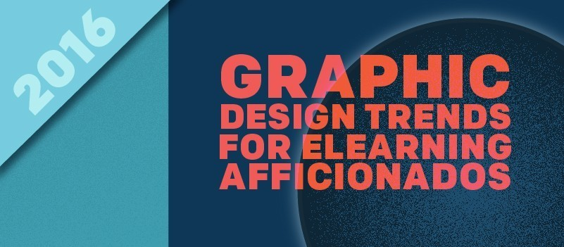 2016 Graphic Design Trends for eLearning Afficionados » eLearning Brothers thumbnail