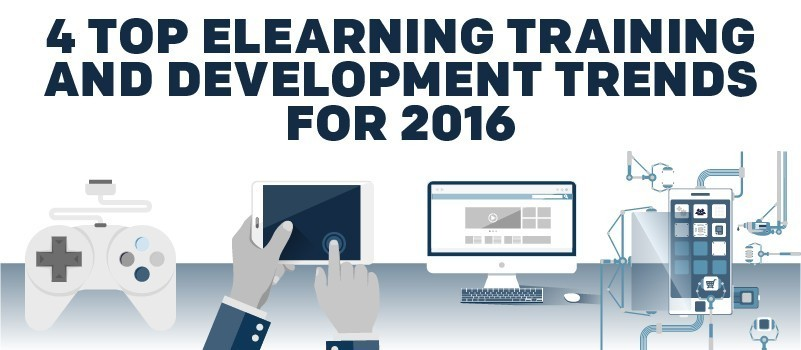 4 Top eLearning Training and Development Trends for 2016 » eLearning Brothers thumbnail