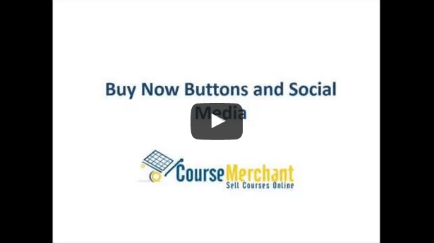 Course Merchant - Buy Now Buttons and Social Media thumbnail