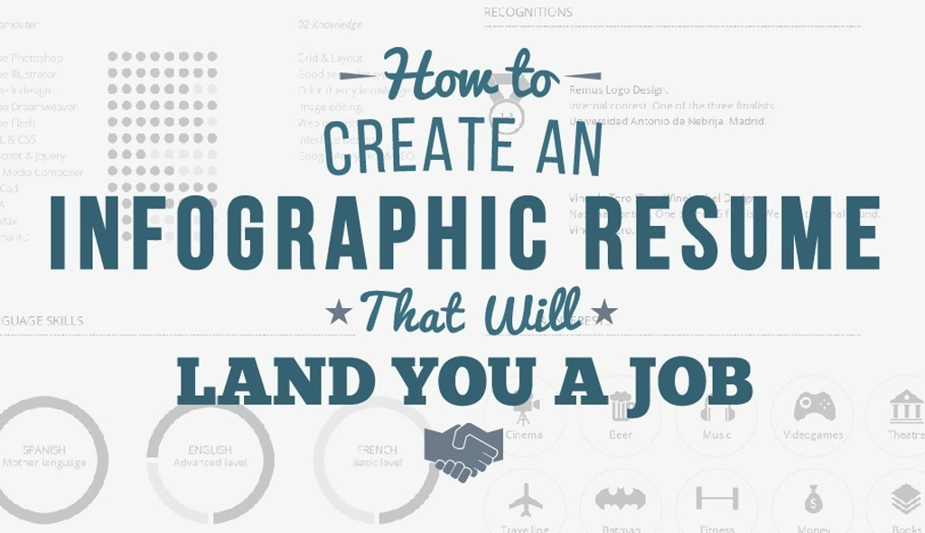 How to Create an Infographic Resume That Will Land You a Job thumbnail
