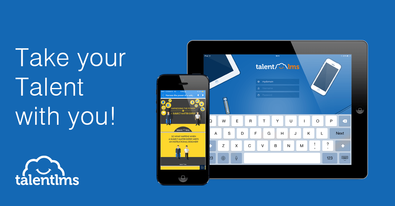 TalentLMS Goes Mobile (and offline) With Our New & Free, iOS App - TalentLMS Blog thumbnail