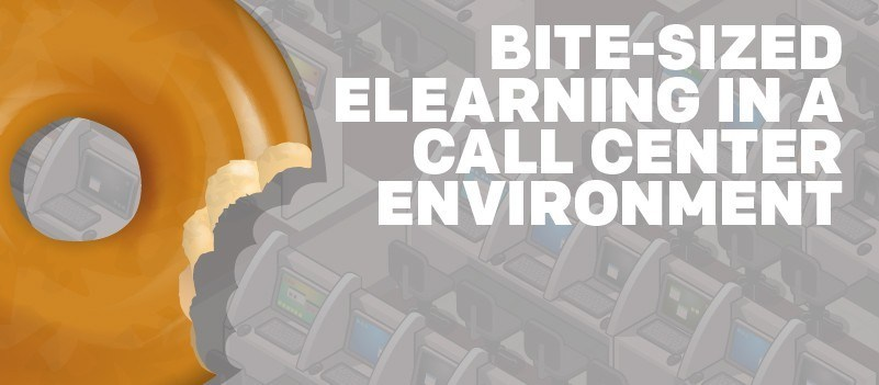 Bite-sized eLearning in a Call Center Environment » eLearning Brothers thumbnail