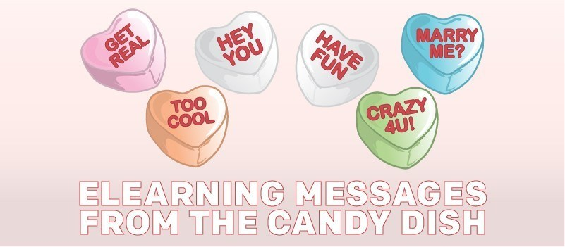 eLearning Messages from the Candy Dish » eLearning Brothers thumbnail