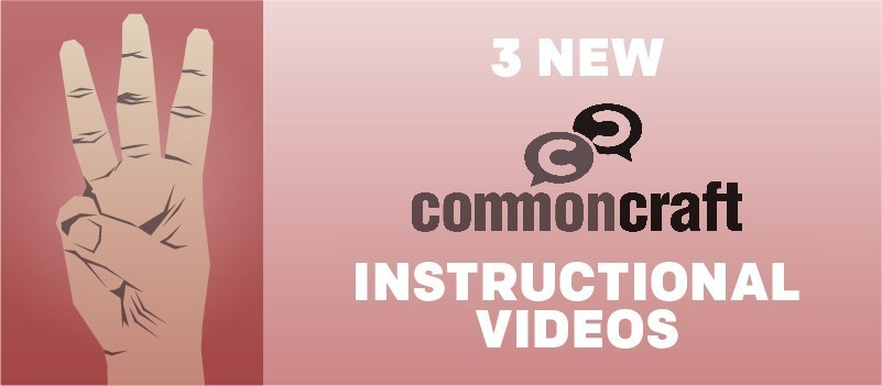 3 New Common Craft Instructional Videos » eLearning Brothers thumbnail