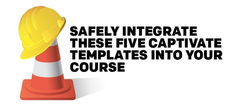 Safely Integrate These Five Captivate Templates » eLearning Brothers thumbnail