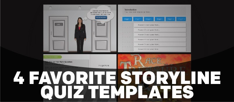4 Favorite Storyline Quiz Templates » eLearning Brothers thumbnail