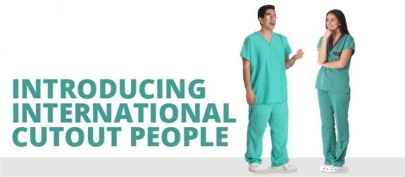 Introducing International Cutout People » eLearning Brothers thumbnail