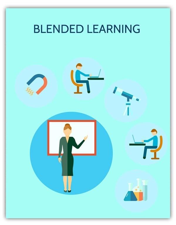 Blended Training - Online Education thumbnail