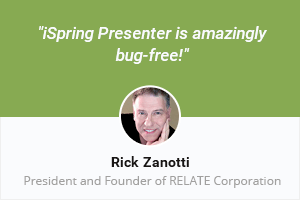 Case Study: iSpring Helps Fully Use PowerPoint Capabilities thumbnail