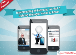 Implementing M-learning: All that a Training Manager Needs to Know thumbnail