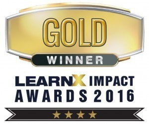 G-Cube Wins Two Golds At The LearnX Impact Awards 2016 - eLearning Industry thumbnail