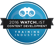 PulseLearning renamed on Training Industry's Content Development Companies Watch List for 2016 - PulseLearning thumbnail