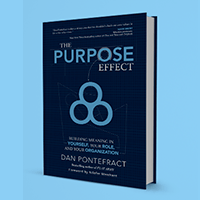 The Purpose Effect - Book Review & Interview With Dan Pontefract thumbnail