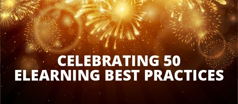 Celebrating 50 eLearning Best Practices » eLearning Brothers thumbnail