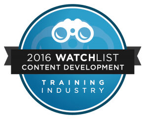 G-Cube Among Training Industry Content Development Companies Watchlist 2016 - eLearning Industry thumbnail