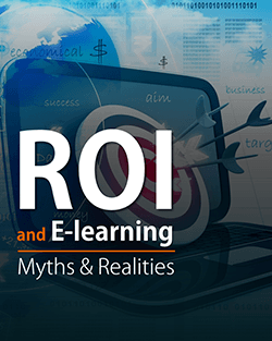 ROI and E-learning | Myths and Realities – Free eBook thumbnail
