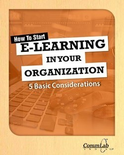How To Start E-learning in Your Organization - Free eBook thumbnail