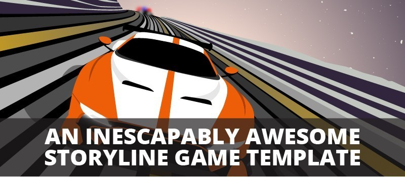 An Inescapably Awesome Storyline Game Template » eLearning Brothers thumbnail