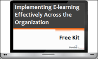 Implementing E-learning Effectively Across the Organization- Kit thumbnail