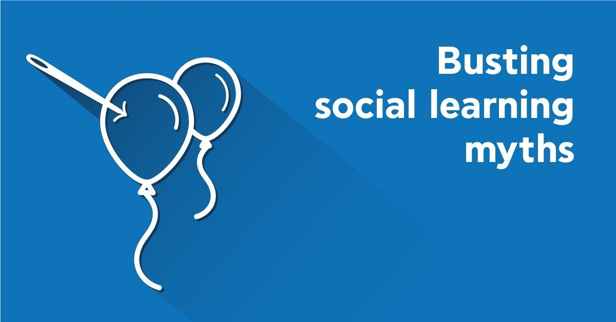 5 Social Learning Myths impressively debunked! thumbnail
