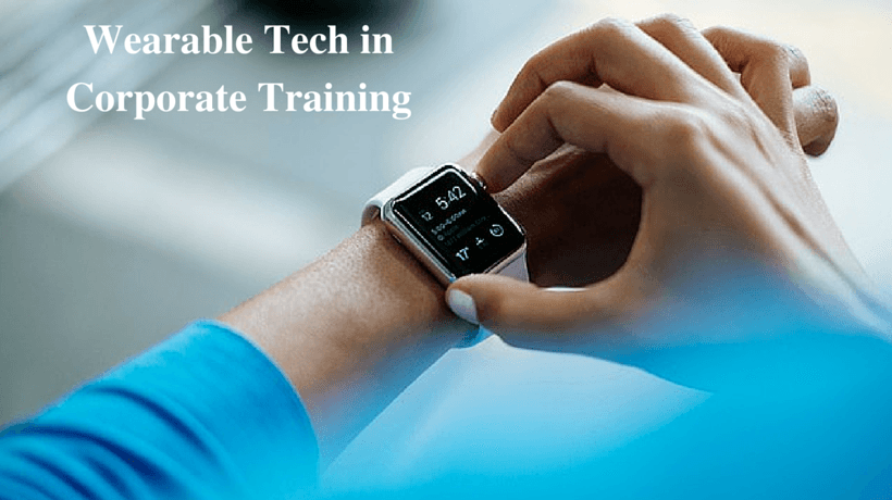 Using Wearable Technology In Corporate Training thumbnail