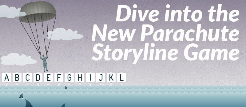 Dive into the New Parachute Storyline Game » eLearning Brothers thumbnail