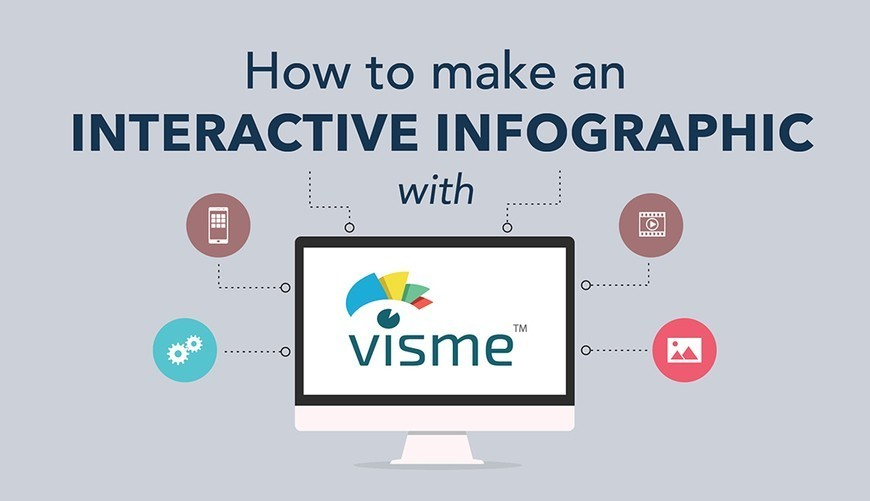 How to Make an Interactive Infographic Annual Report With Visme thumbnail
