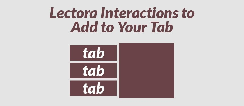 Lectora Interactions to Add to Your Tab » eLearning Brothers thumbnail