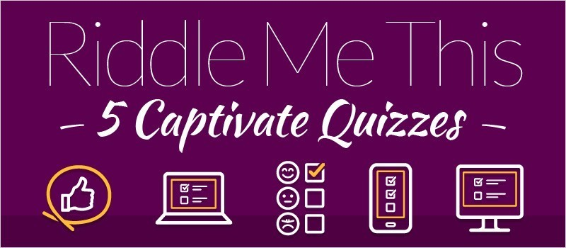 Riddle Me This: 5 Captivate Quizzes » eLearning Brothers thumbnail