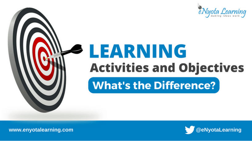 Learning Objectives Vs Learning Activities: What's The Difference? thumbnail