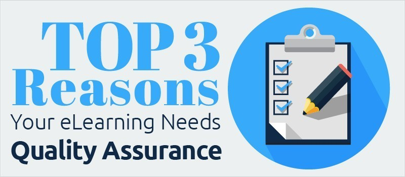 Top 3 Reasons Your eLearning Needs Quality Assurance » eLearning Brothers thumbnail